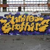 MAJO BROTHERS GRAFFITI